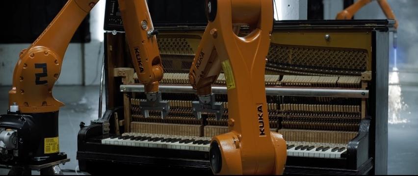 Robot musicians