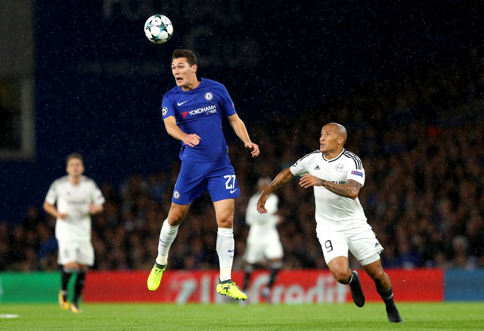 Chelsea Youngster Andreas Christensen Backed To Replace