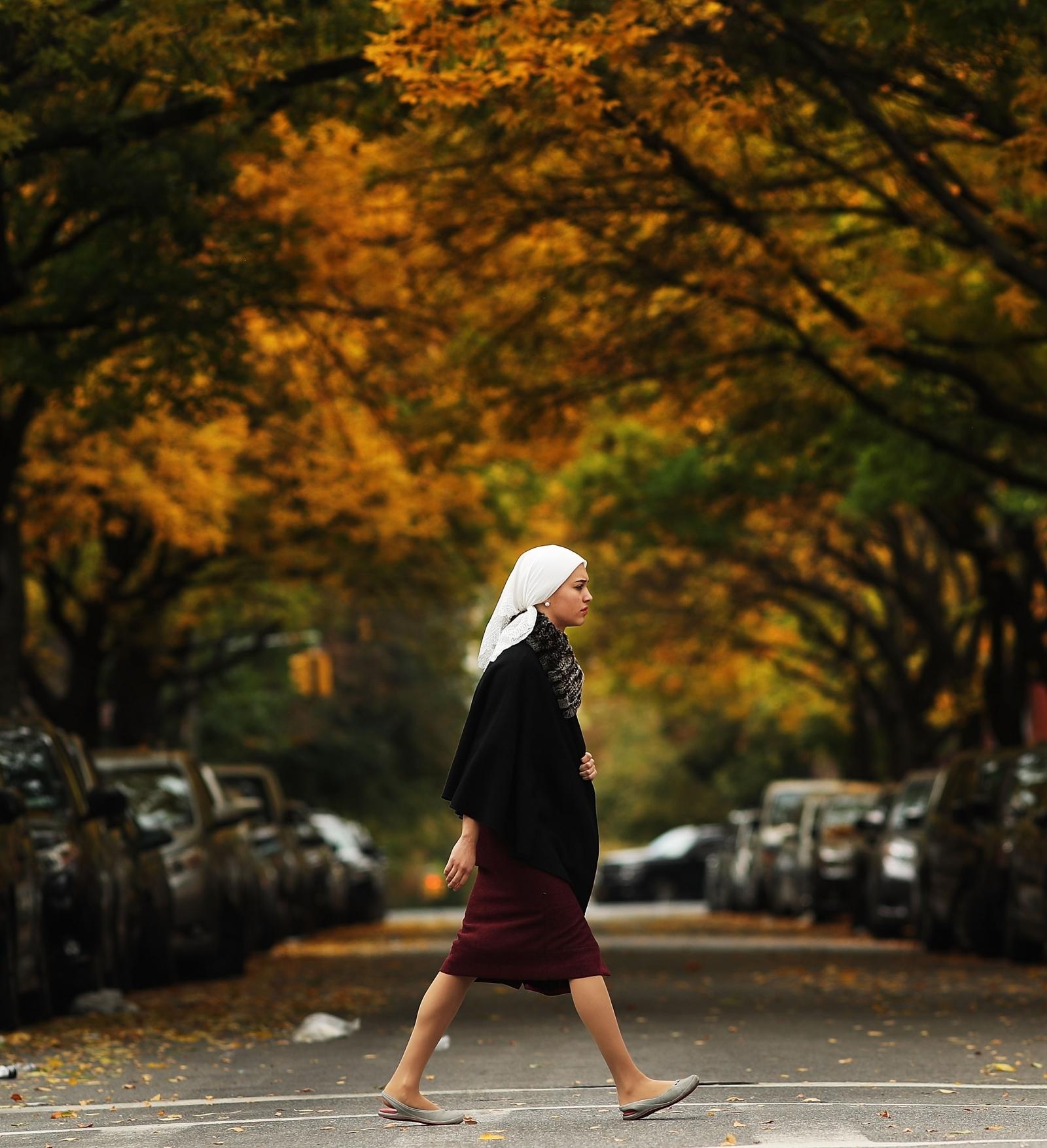 Orthodox Jewish woman NY