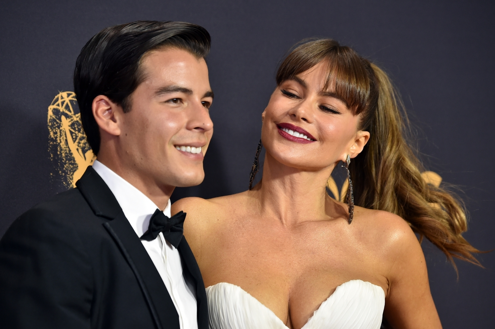 People can't get over how handsome Sofia Vergara's son is