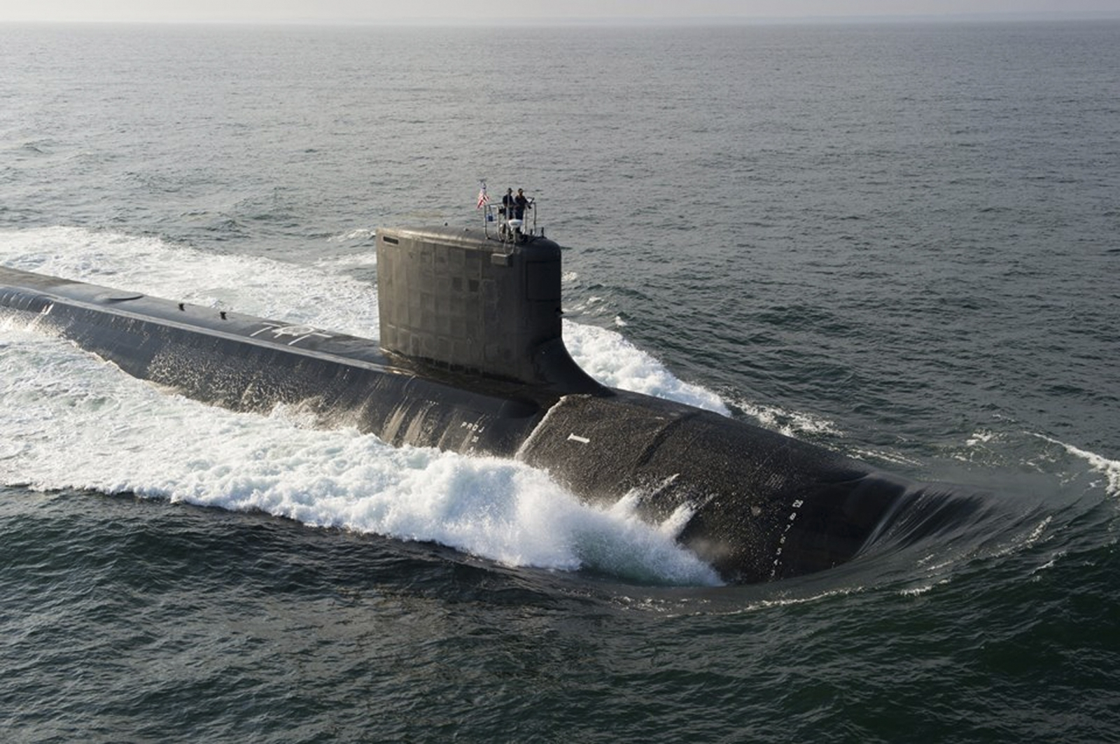 Game On! Navy Submarines' Periscopes Will Soon Operate Using Xbox Controllers