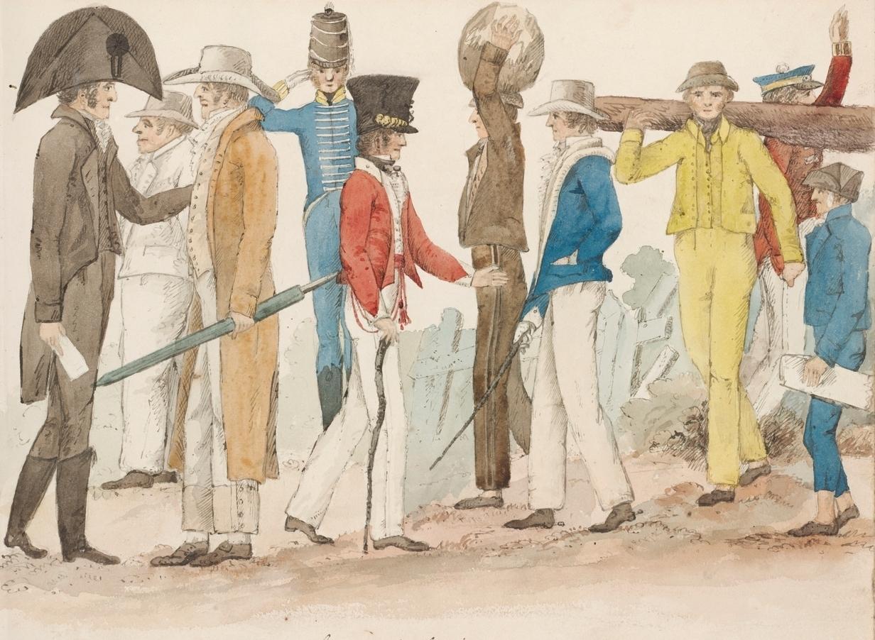 Australia convict colony