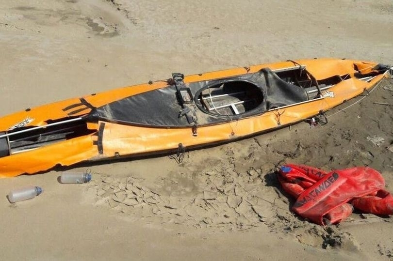 Woman canoeist may have been seized by Amazonian pirates