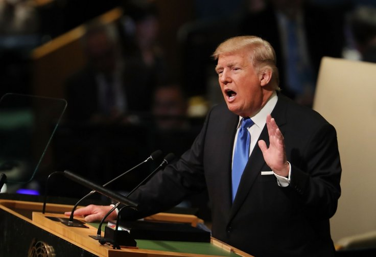 Donald Trump at United Nations General Assembly