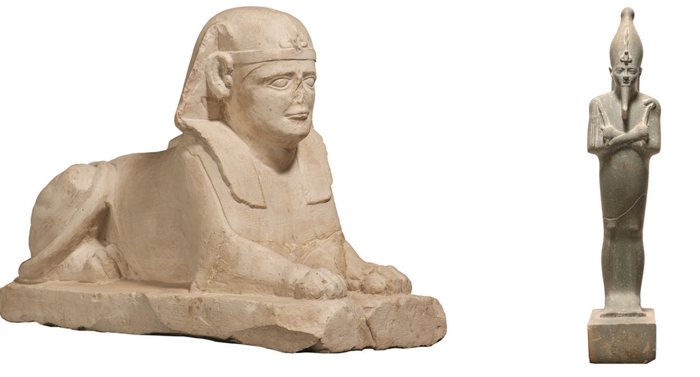 Sphinx and Ptah
