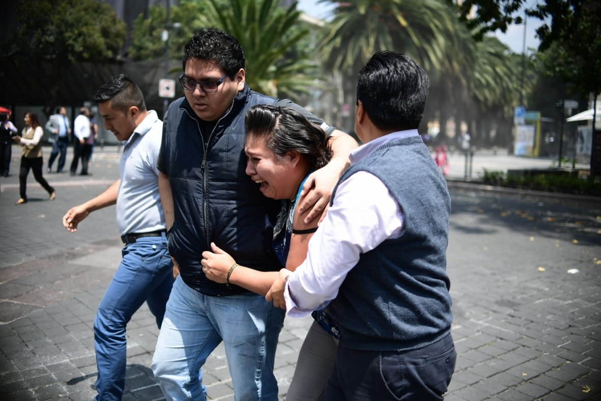 Mexico City earthquake