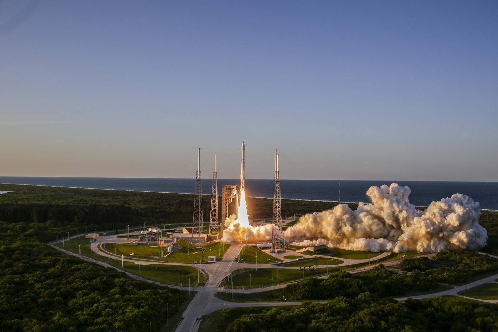 Nasa Launch
