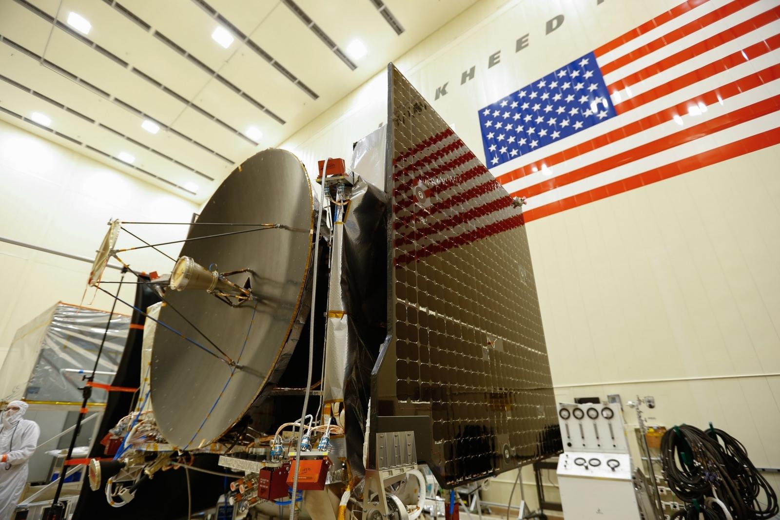 OSIRIS-REx spacecraft