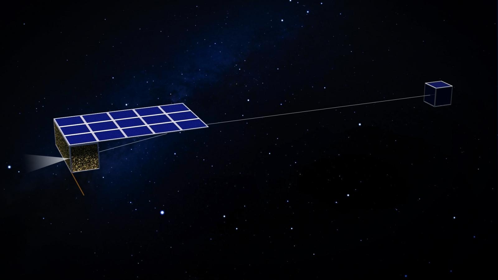 nano-spacecraft FMI