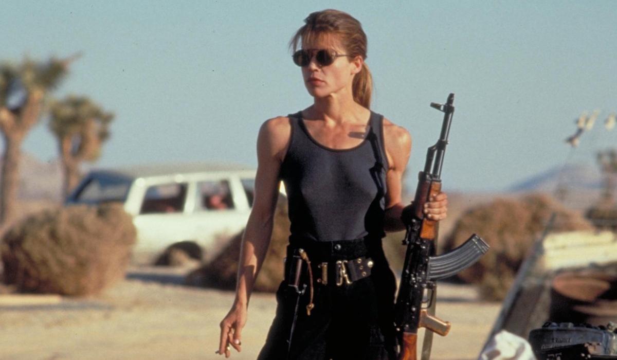 Sarah Connor Terminator
