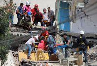 Mexico City earthquake