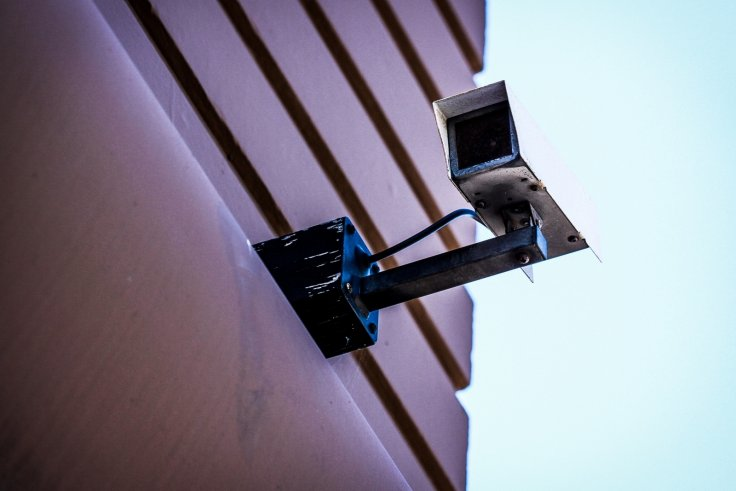 Hackers could open your front door using infrared light in home security cameras
