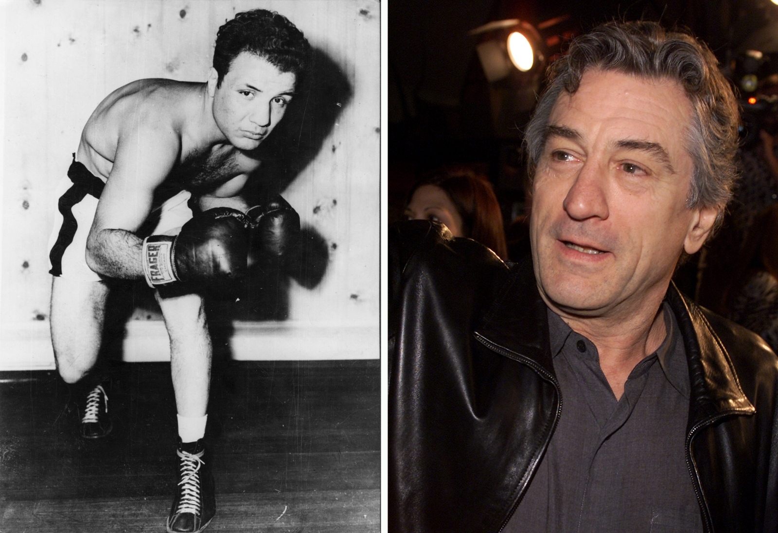 Jake LaMotta, boxer profiled in 'Raging Bull,' dies at 95