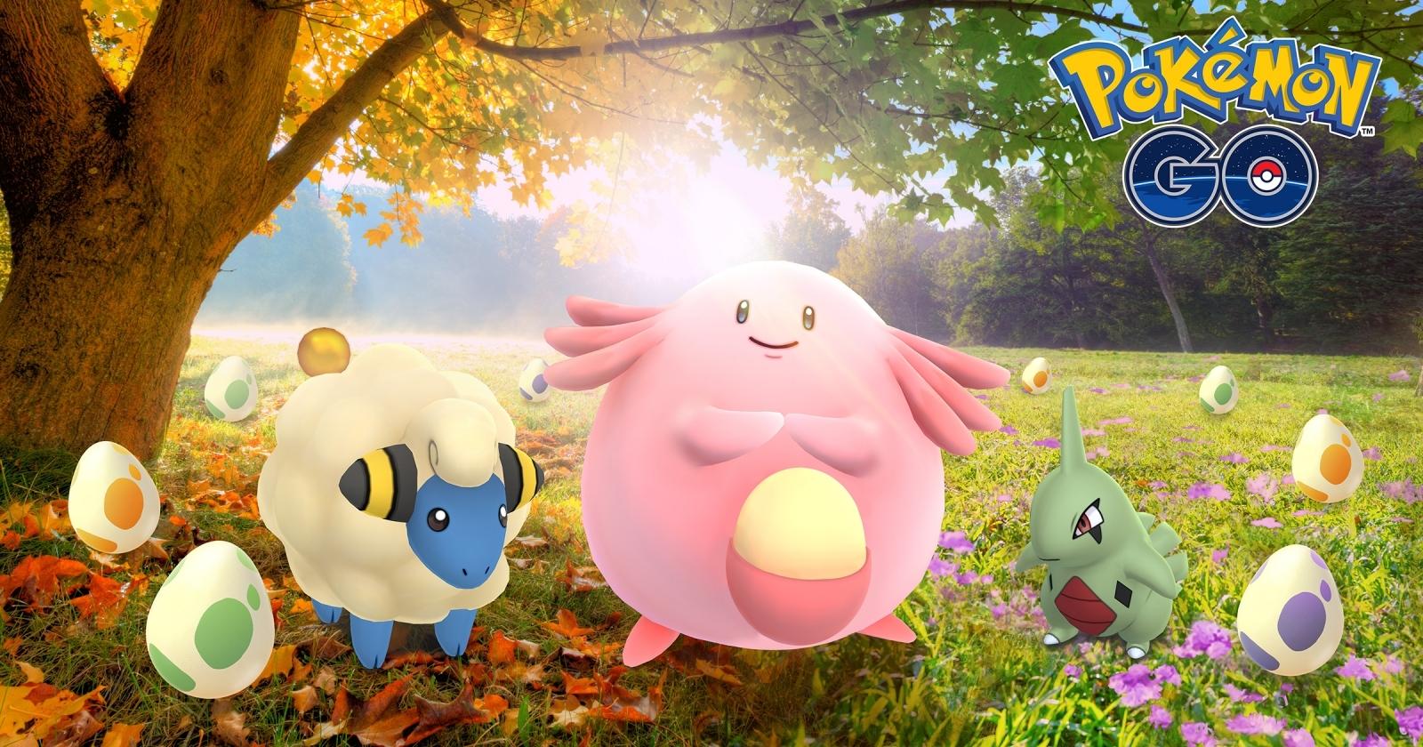Pokemon Go equinox event