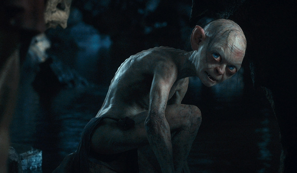 The Hobbit Riddles in the Dark Gollum