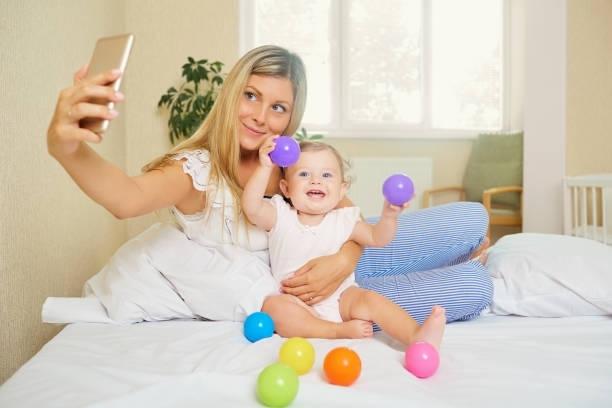 Parents oversharing online