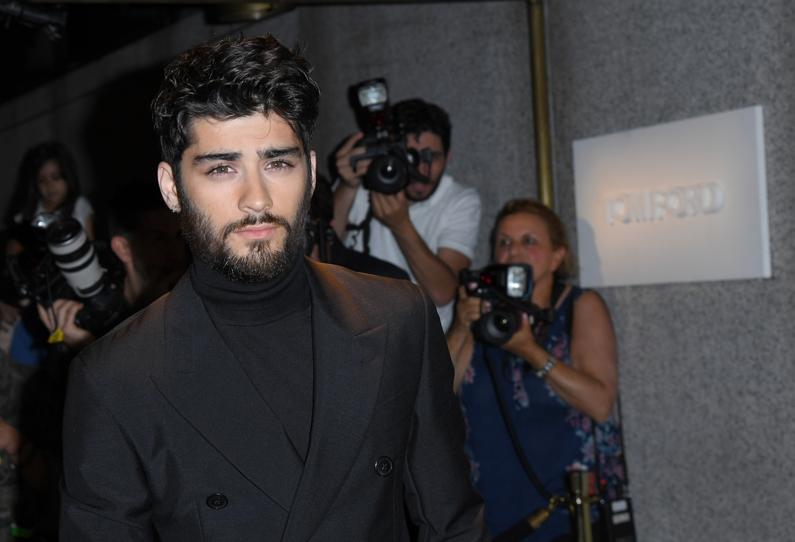 Straight-talking Zayn Malik is happy he shared pain