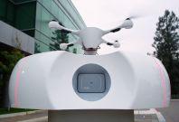 Matternet drone station