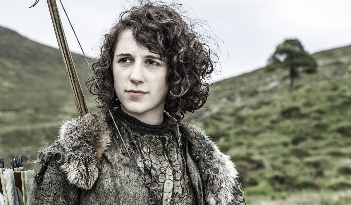 Ellie Kendrick Game of Thrones Meera Reed