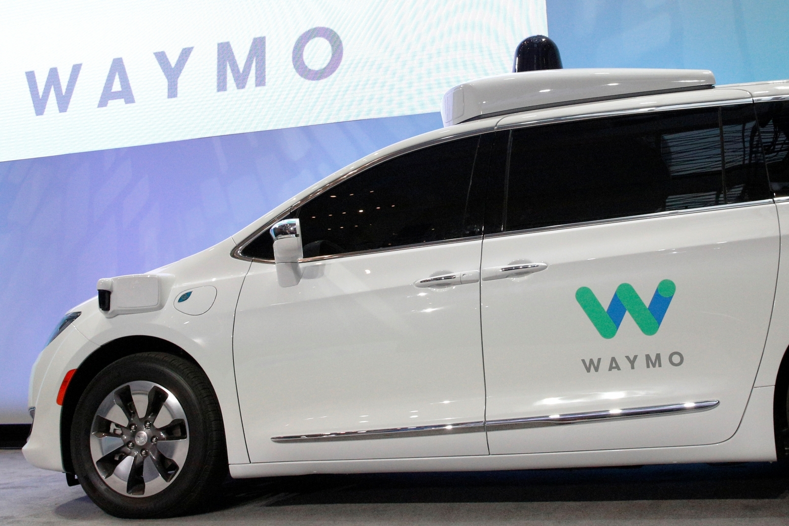 Waymo trade secrets