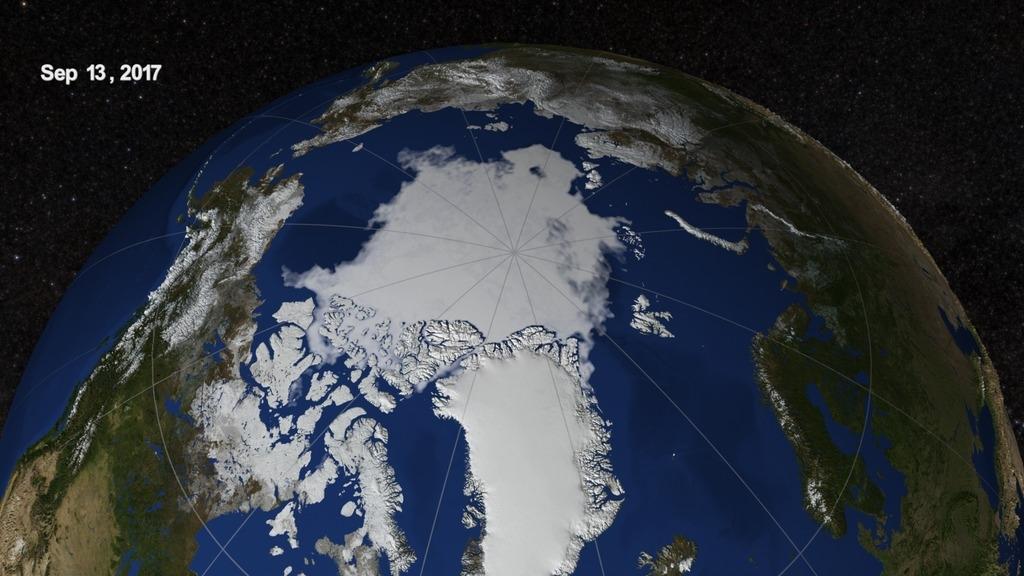 arctic-ice-on-record-low