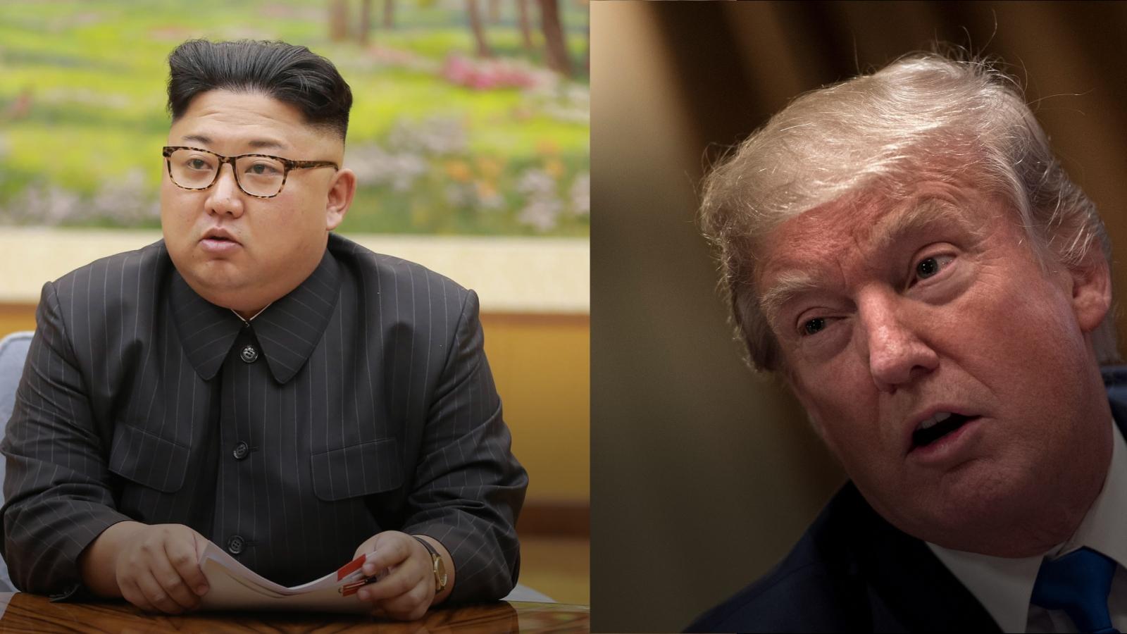 North Korea Calls Trump 'Barking Dog' As War Of Words Escalates