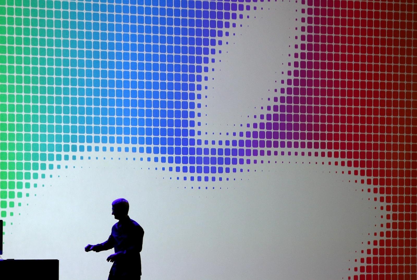 Apple logo Tim Cook