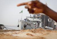 Nigeria pirates