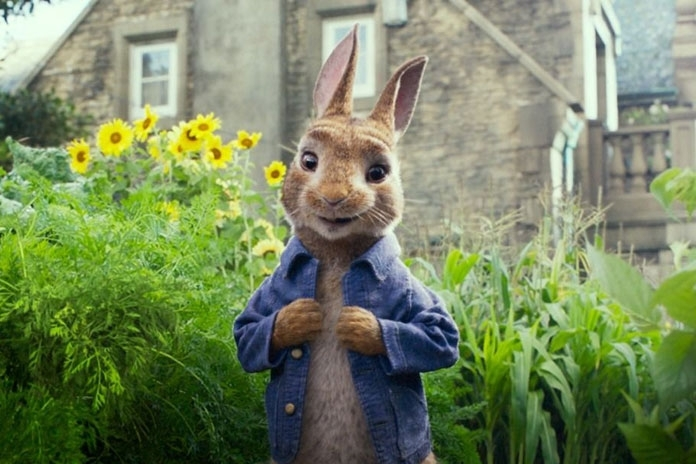 Peter Rabbit (2018) Trailer