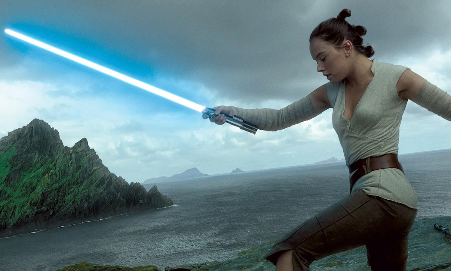 Star Wars The Last Jedi Rey