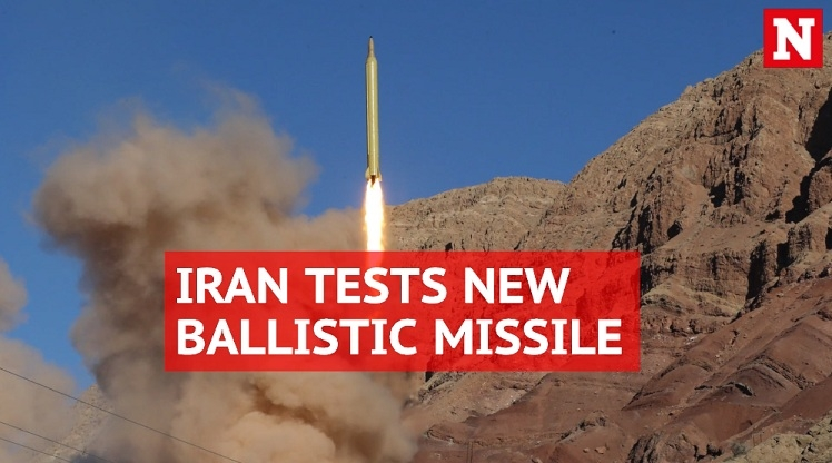 Iran Tests New Ballistic Missile Hours After Showing It Off At Military Parade