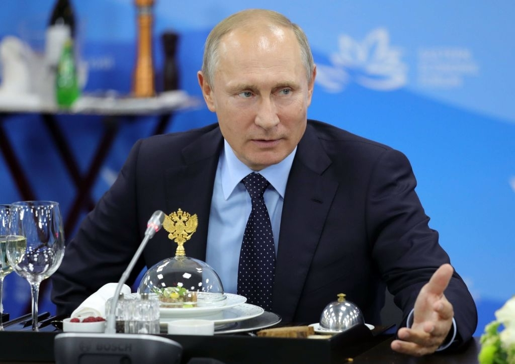Putin says when AI will 'eat us'
