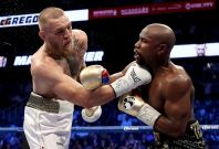 McGregor and Mayweather
