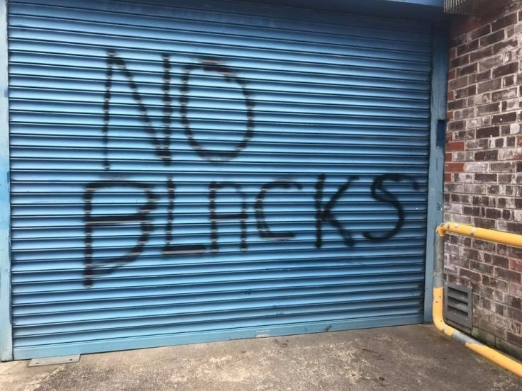 grafitti belfast