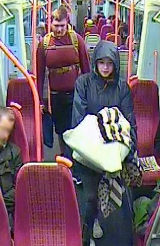 CCTV shows missing 15 year-old Margaret Moloney on train with older man