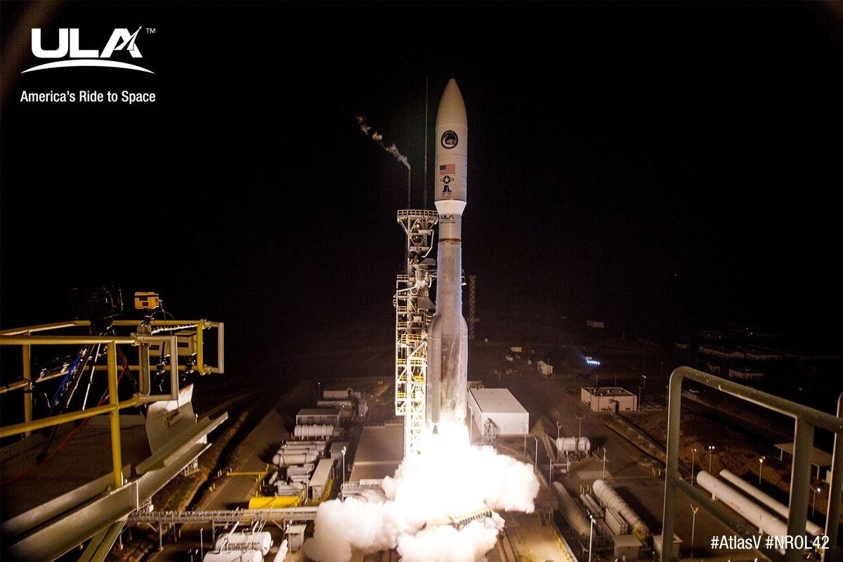 Spy satellite NROL-42