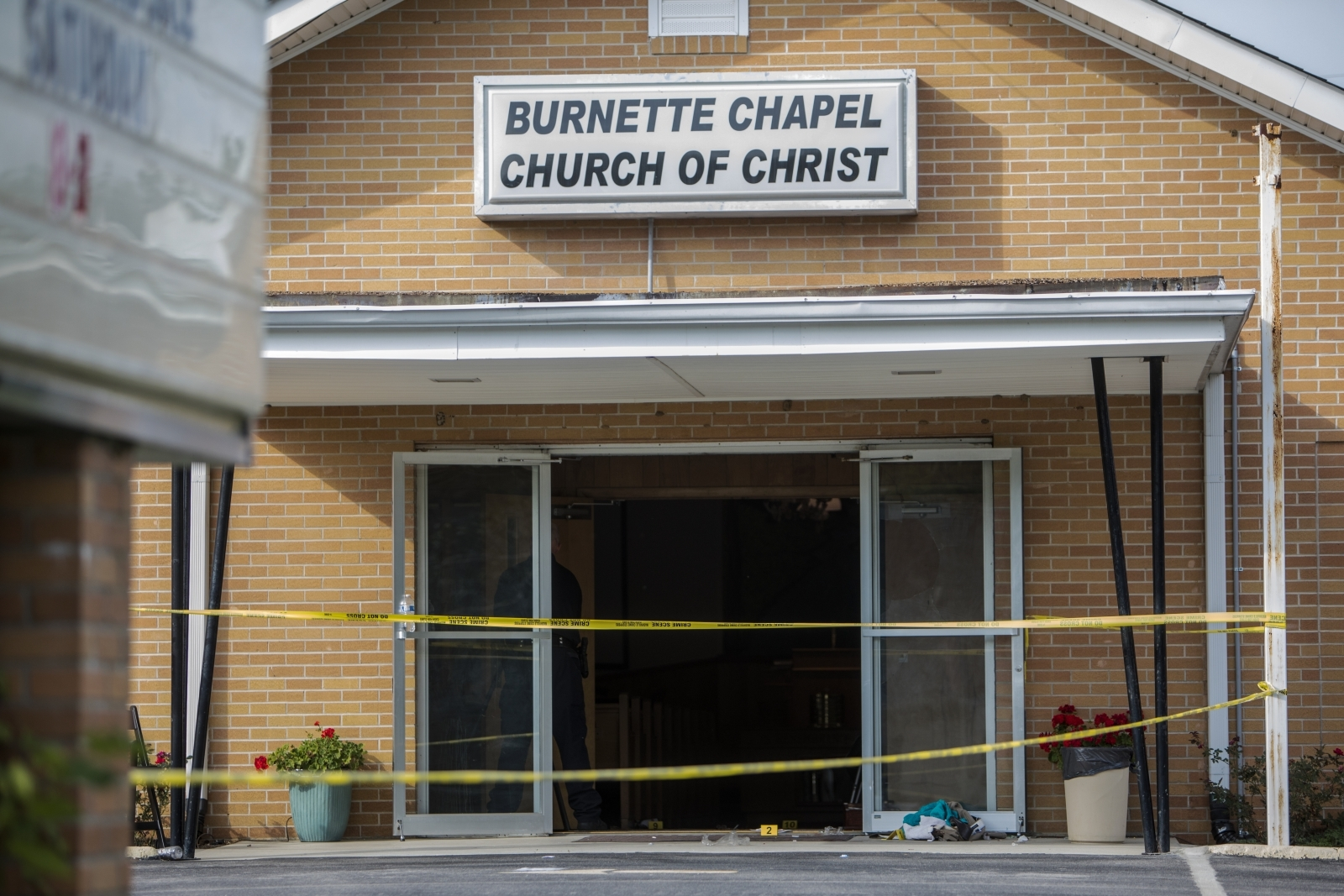 Tennessee church shooting