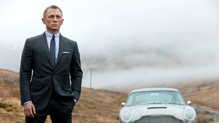'James Bond: No Time To Die' movie title revealed