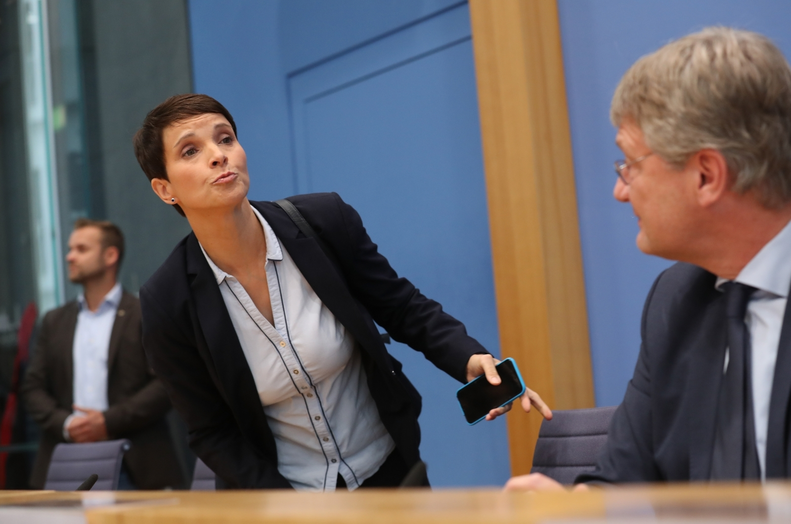 Frauke Petry quits the AfD