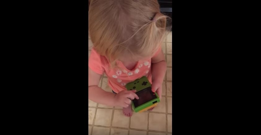 Game Boy girl