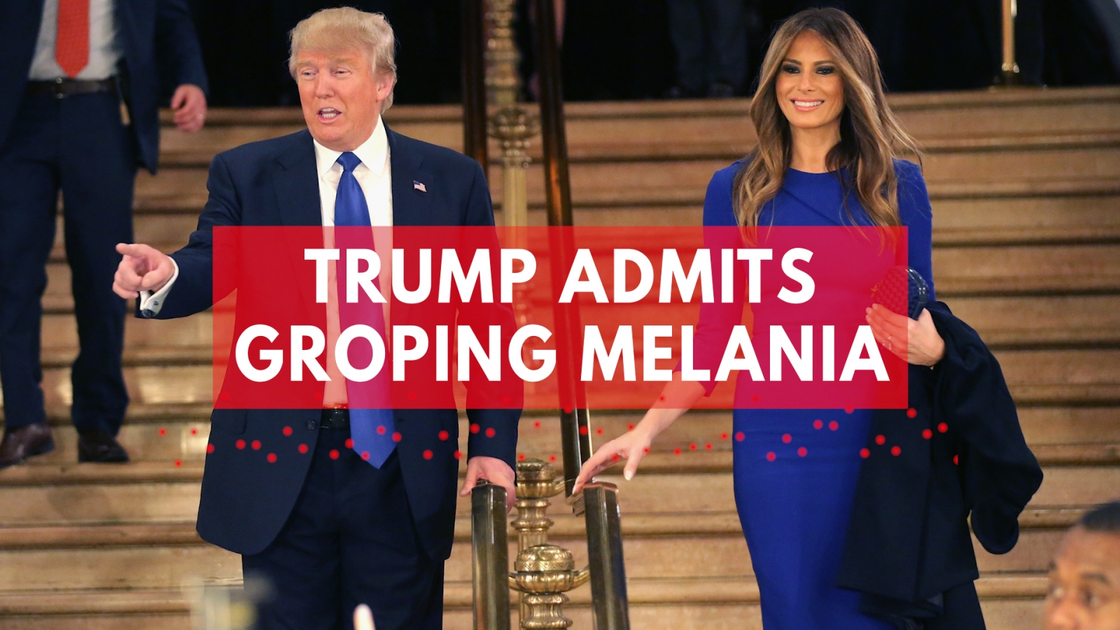 trump-admits-publicly-groping-melania-in-newly-released-recordings-from-the-howard-stern-show