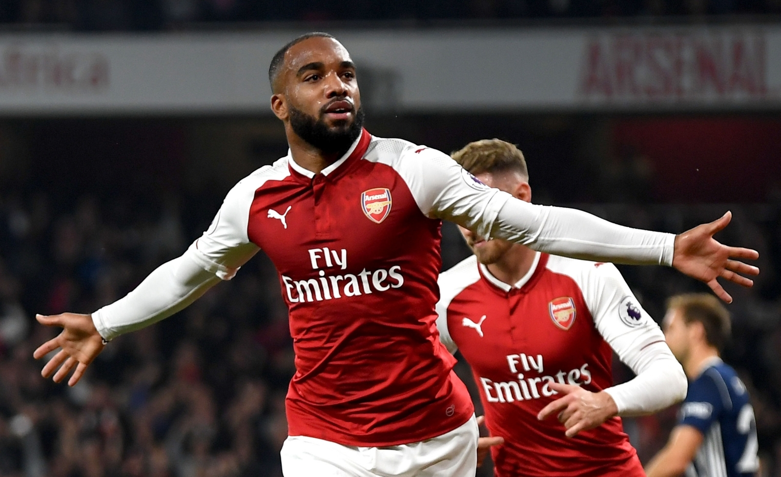 Lacazette: I Think Premier League Refereeing Can Be Dangerous