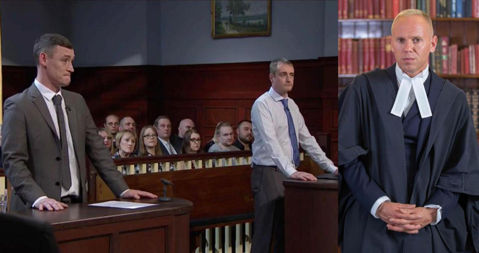 Judge Rinder conmen