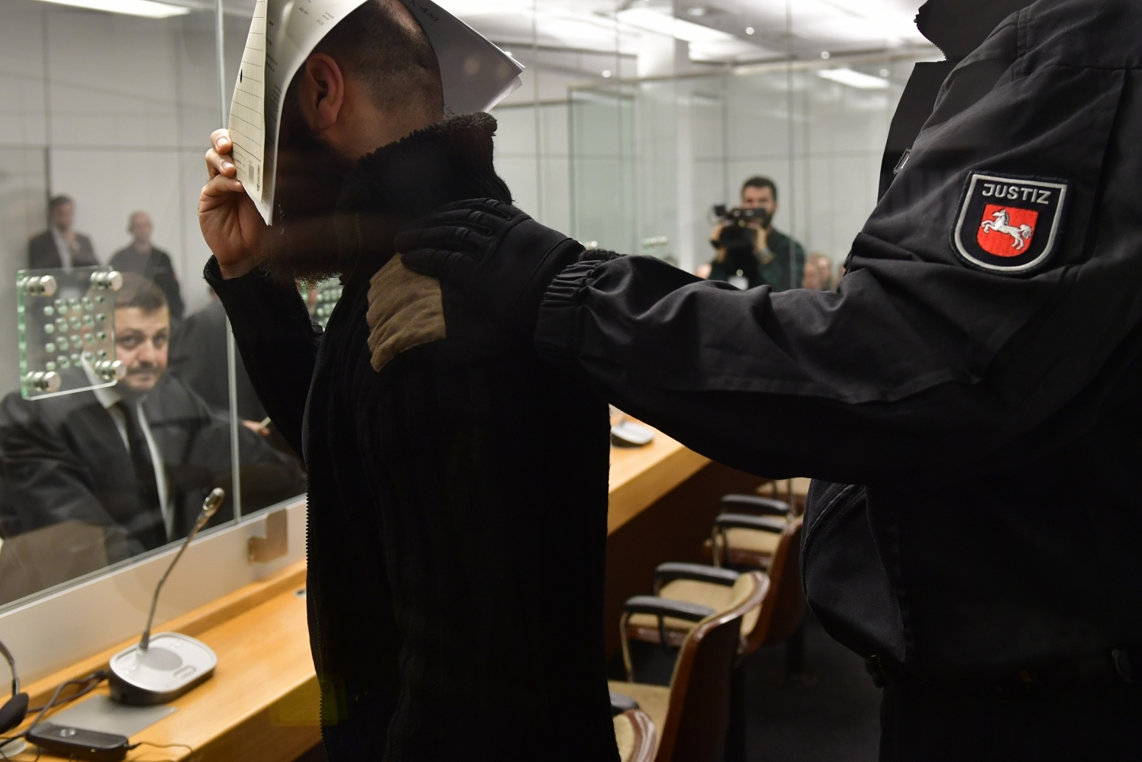 Abu Walaa's trial