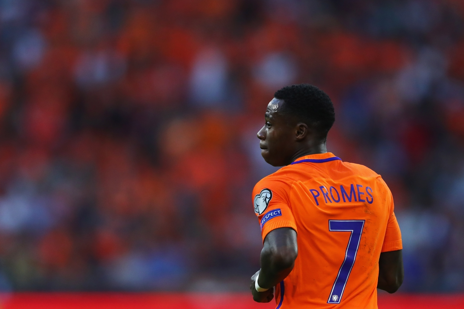 Moscow Quincy doubtful Promes for Spartak vs  Liverpool