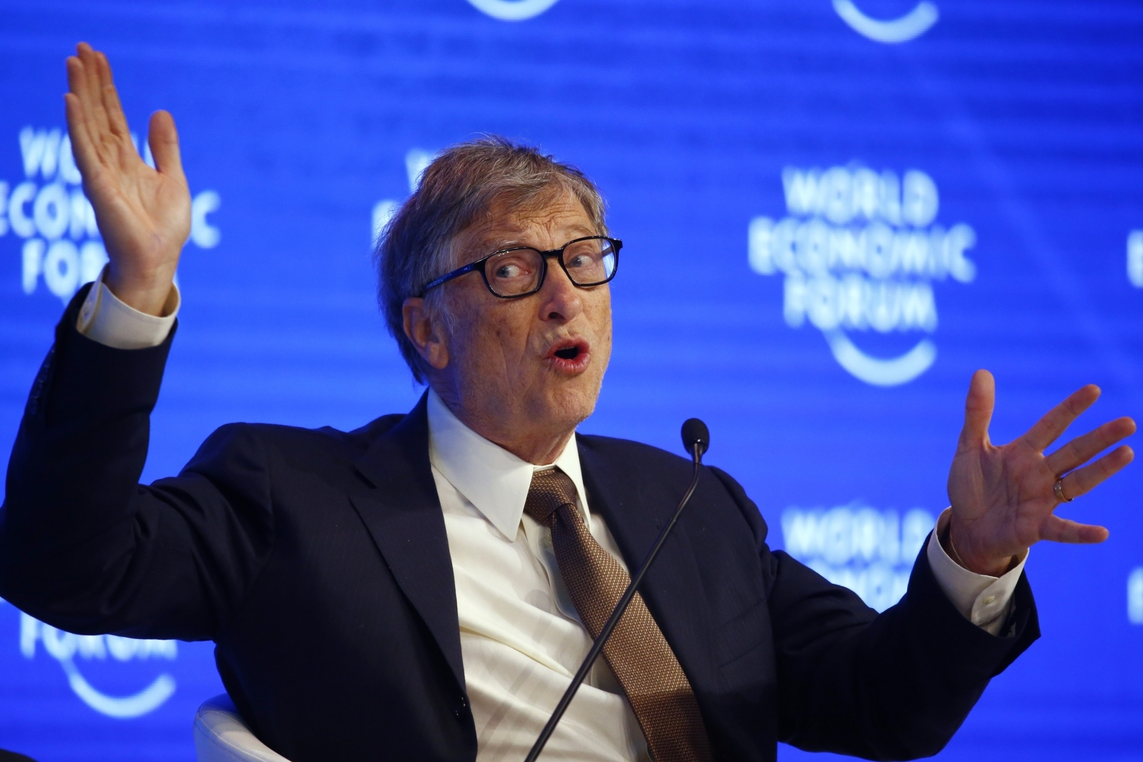 Bill Gates reveals he uses Android