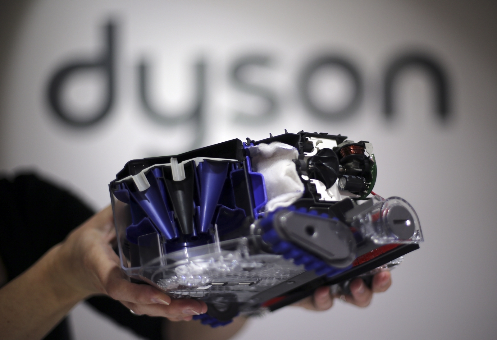 Vacuum Giant Dyson Is Building An Electric Car
