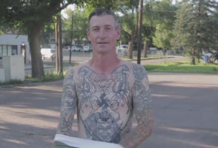 Nazi tattoo swastika