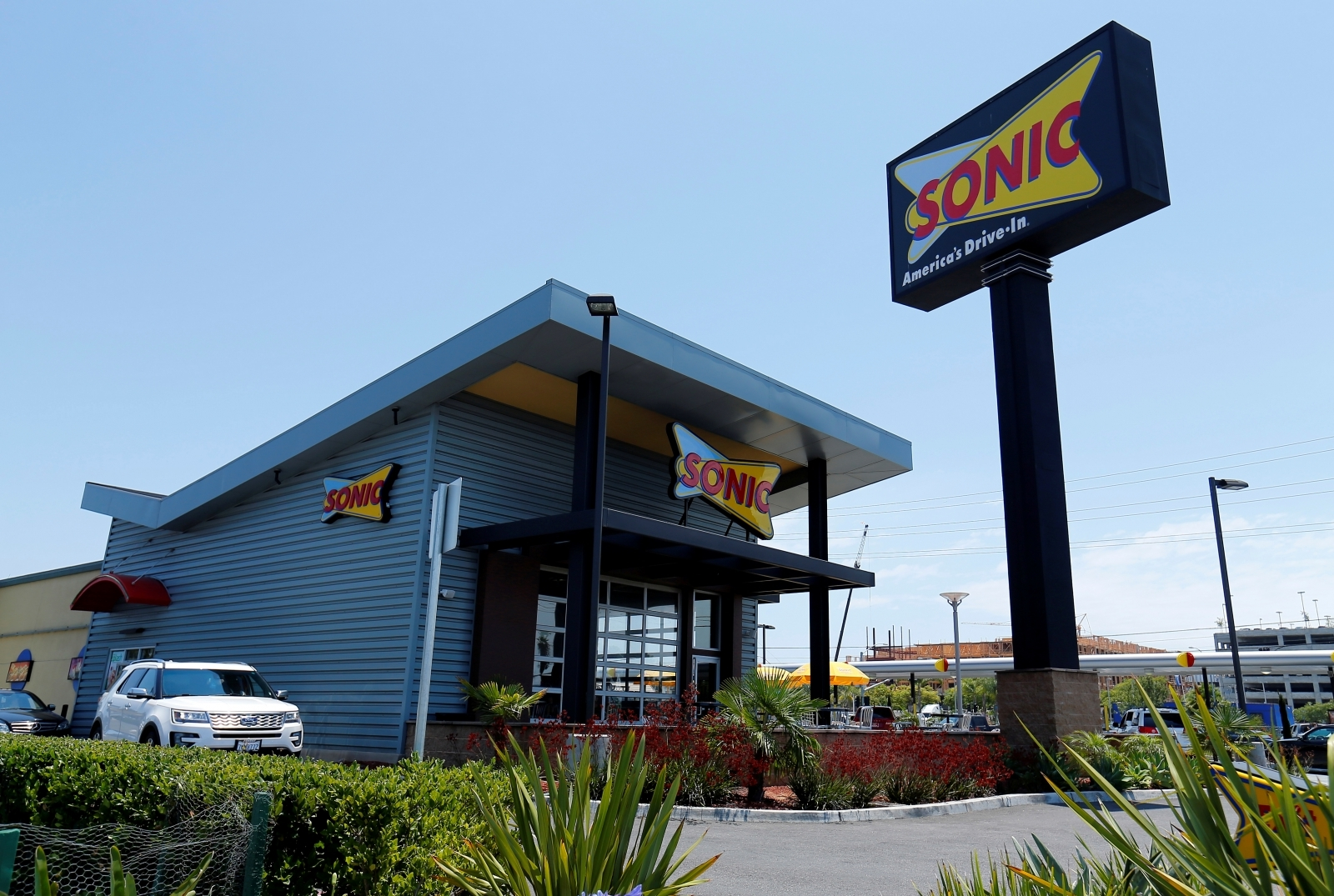 Sonic Says There's Been 'Unusual Activity' On Some Credit Cards