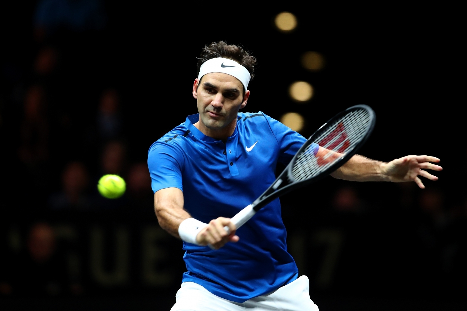 Roger Federer Picture: Roger Federer On Mentality Change In 2017 And Injury To